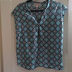 Michael Kors pullover blouse
